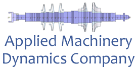 Applied Machinery Dynamics Company Logo